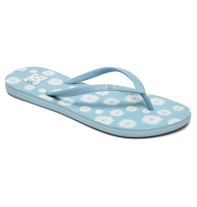 0 Spray Graffik - Sandalen für Frauen Blau 303363 DC Shoes