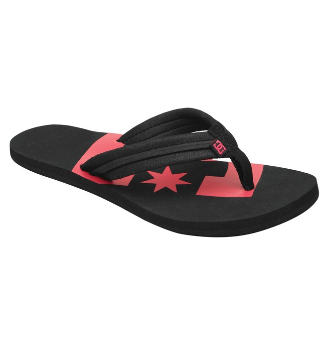 0 Women's Central Sandals  303364 DC Shoes