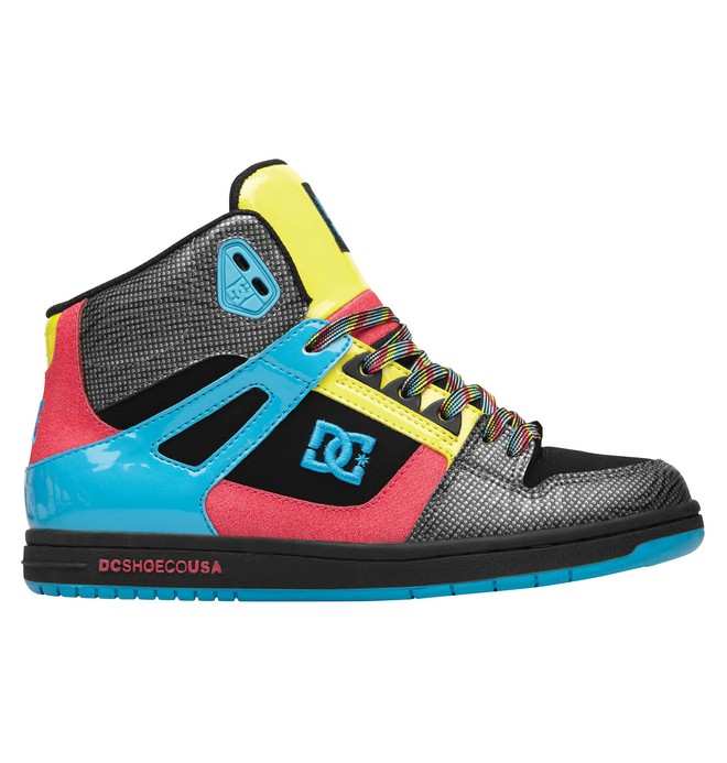 0 Rebound Hi Le  303400 DC Shoes