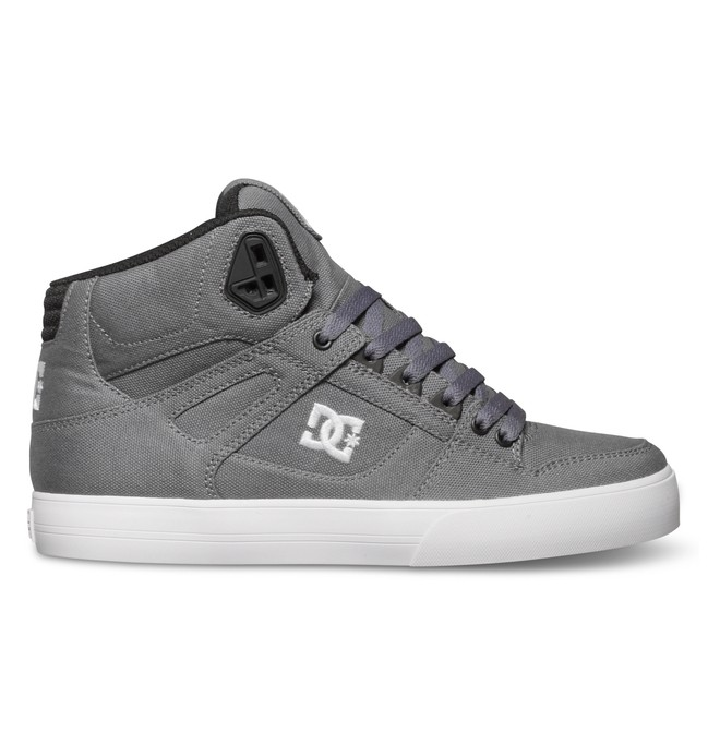 0 Men's Spartan High WC TX High-Top Shoes  303435 DC Shoes