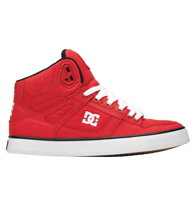 0 Pure WC TX - High-Top Shoes  303435 DC Shoes