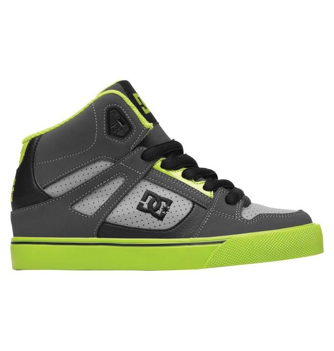 0 Spartan High  303499A DC Shoes