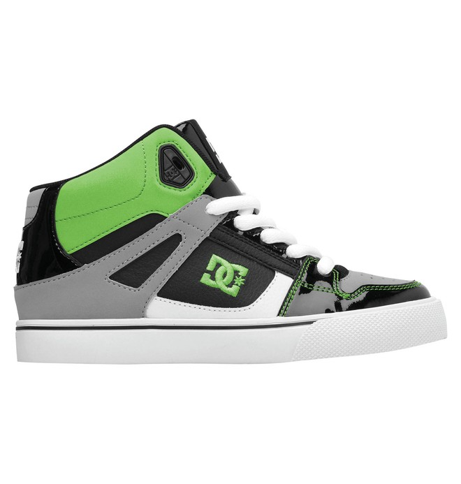 0 Spartan High  303499B DC Shoes