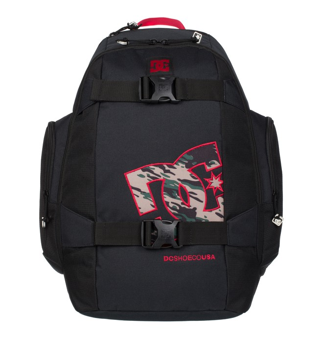 0 Wolfbred Backpack  3153040102 DC Shoes