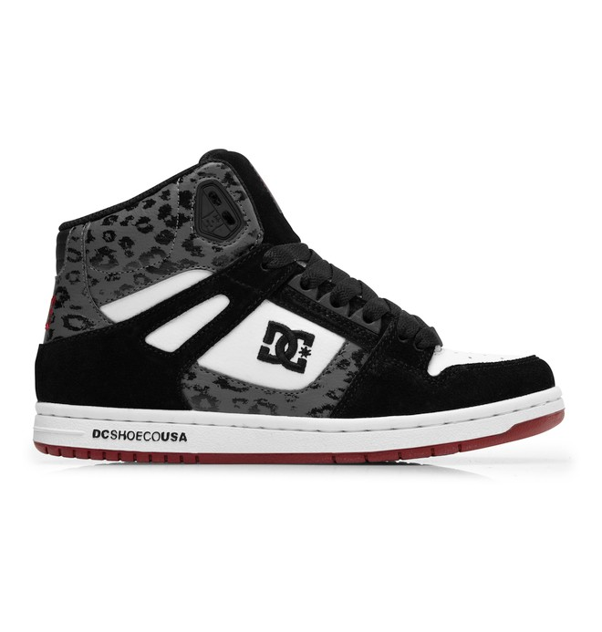 0 Rebound High Se - Zapatillas  320028 DC Shoes