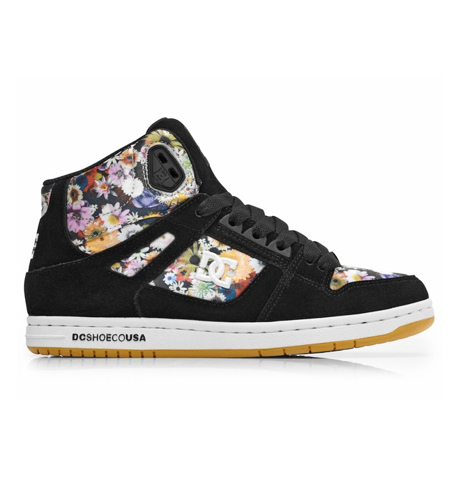0 Women's Rebound High SE High-Top Shoes  320028 DC Shoes