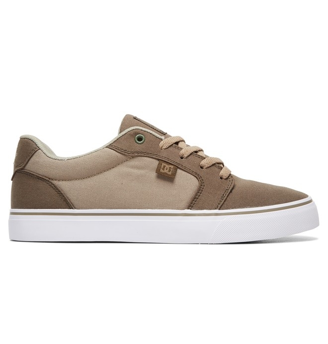 0 Anvil TX Shoes Brown 320040 DC Shoes