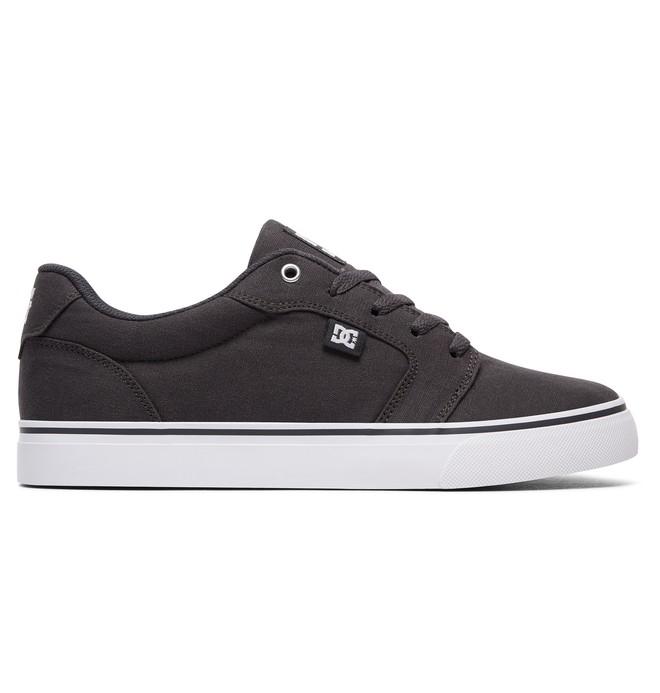 0 Men's Anvil TX Shoes Grey 320040 DC Shoes