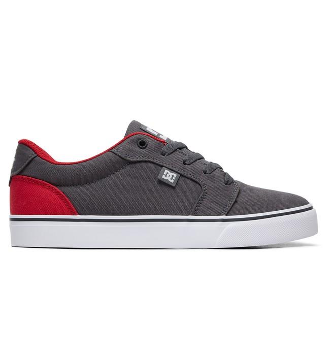0 Zapatos TX Anvil Gris 320040 DC Shoes
