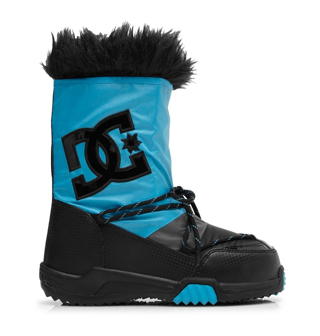 0 Women's Lodge Boots  320086 DC Shoes