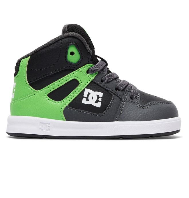 0 Rebound Ul - Scarpe alte Green 320167 DC Shoes