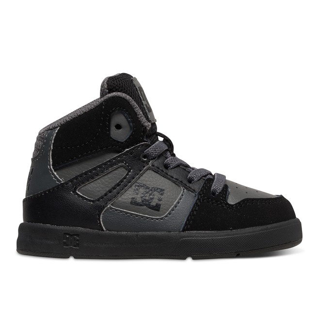 0 Rebound Ul - High-Top Shoes Gray 320167 DC Shoes