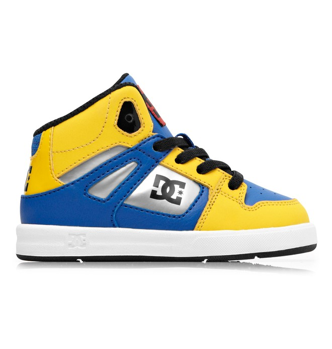 0 Rebound UI - Zapatillas de corte alto  320167 DC Shoes