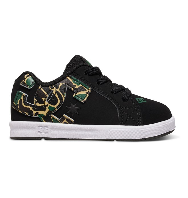 0 Court Graffik Elastic UL - Zapatillas de corte bajo  320168 DC Shoes