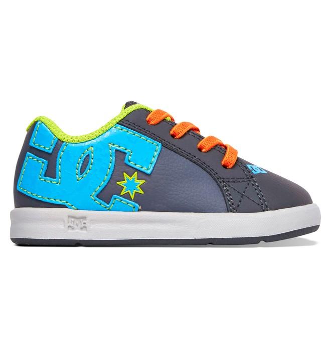 0 Court Graffik Elastic Ul  320168 DC Shoes