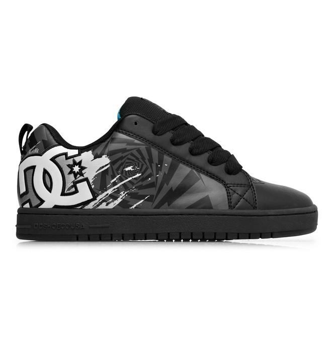 0 Men's Ken Block Court Graffik SE  320173 DC Shoes