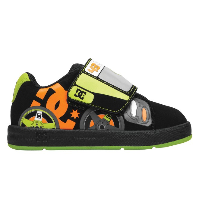 0 Toddler's Ken Block Rally UL Shoes  320179 DC Shoes