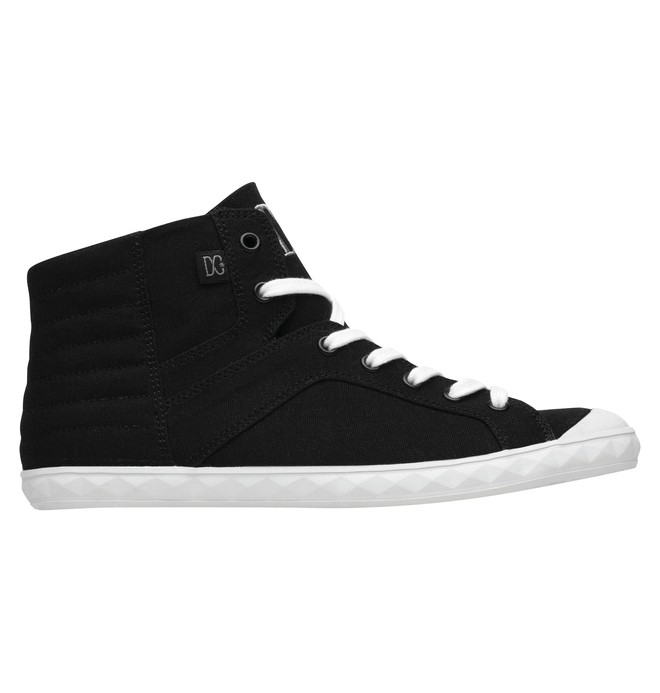 0 Women's Chelsea Zero II HI Shoes  320187 DC Shoes