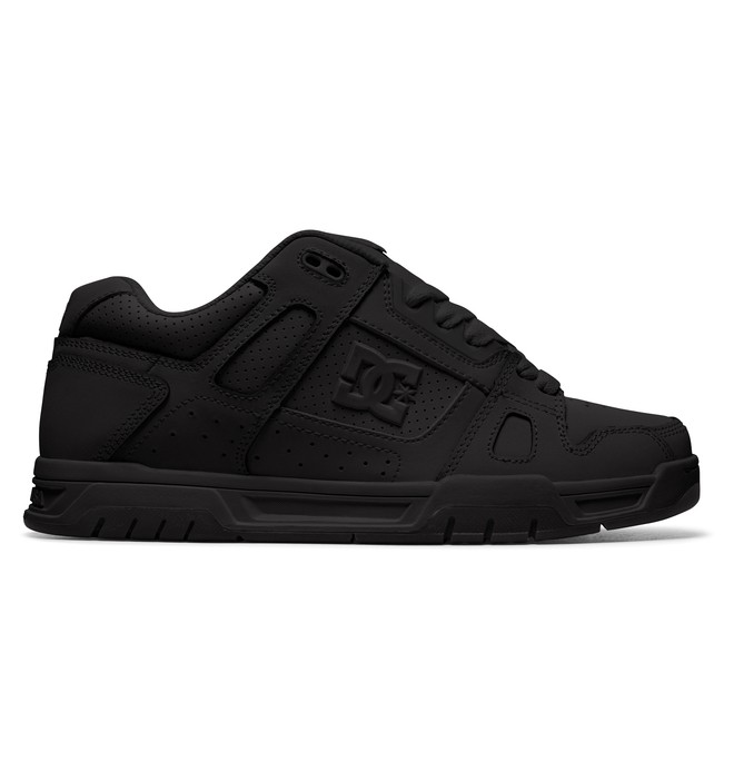 0 Men's Stag Shoes Black 320188 DC Shoes