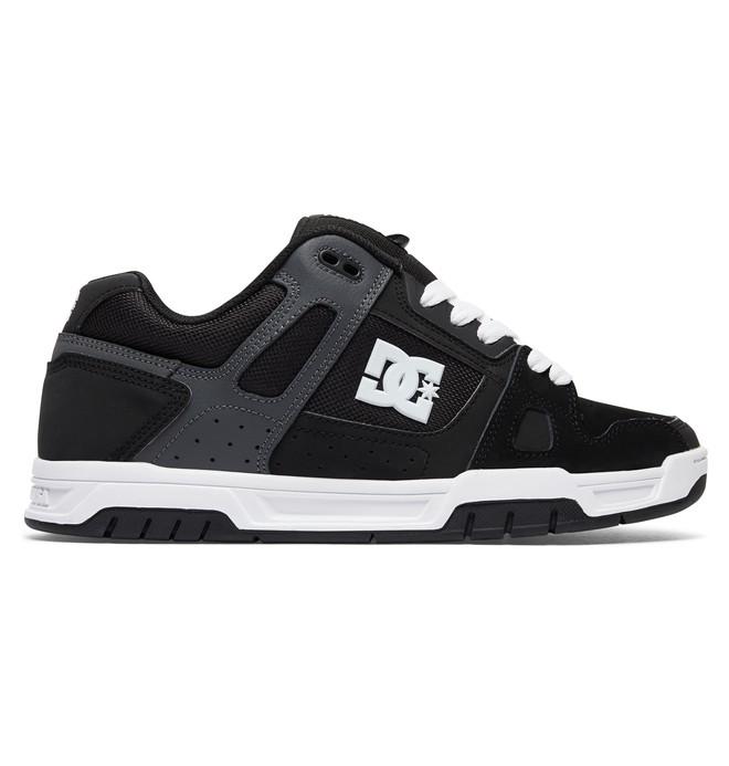 0 Men's Stag Shoes Black 320188 DC Shoes