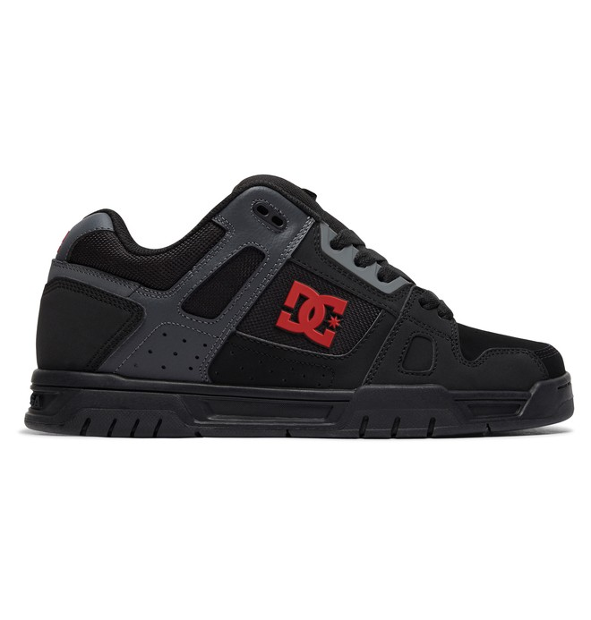 0 Stag Shoes Grey 320188 DC Shoes