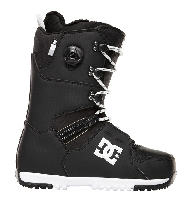 0 Men's Kush Snowboard Boots  320213 DC Shoes