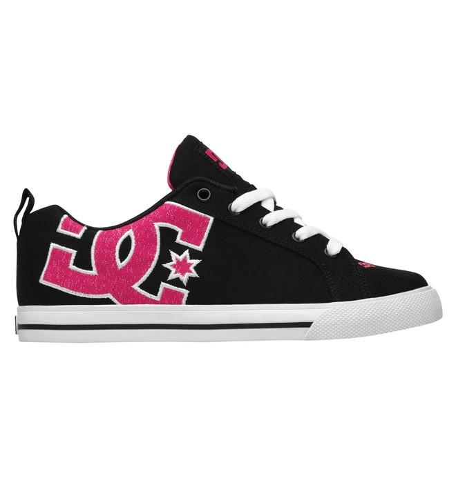 0 Women's Court Graffik Vulc TX Shoes  320218 DC Shoes