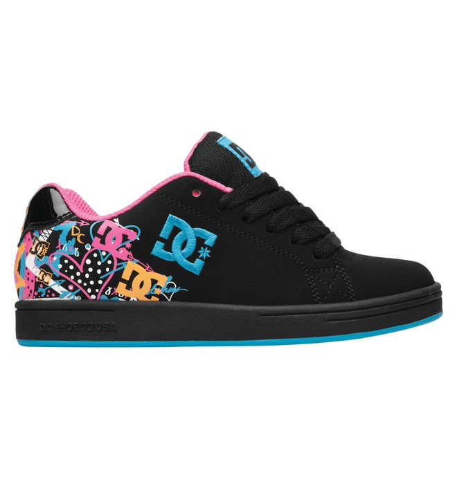 0 Girl's Pixie Squiggle Shoes  320226B DC Shoes