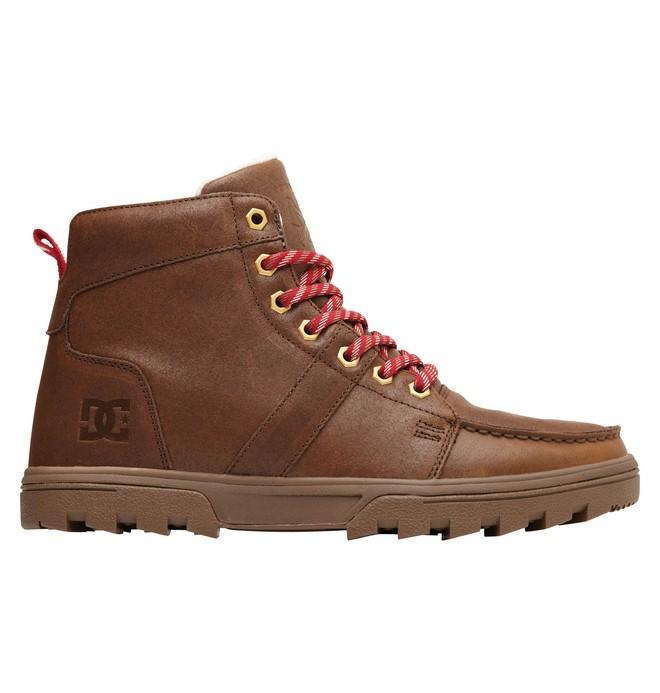 0 Men's Devun Walsh Woodland Boots  320267 DC Shoes