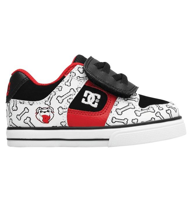 0 Kid's Pure V Wild Grinders Shoes  320289 DC Shoes