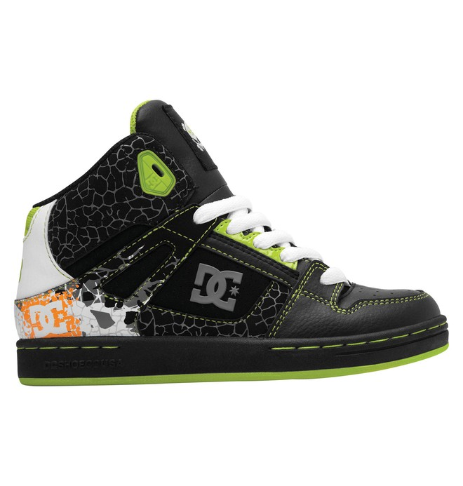 0 Kids Ken Block Rebound Shoes  320300A DC Shoes