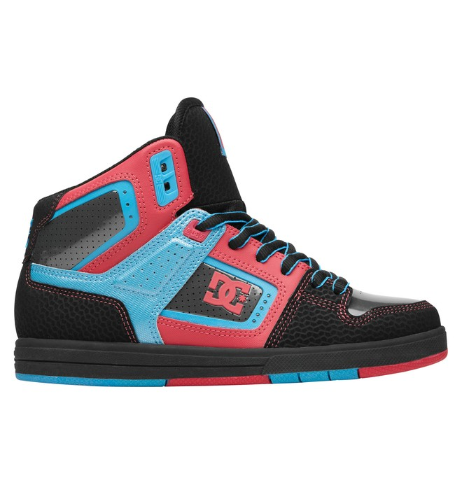 0 Women's Destroyer HI Shoes  320306 DC Shoes
