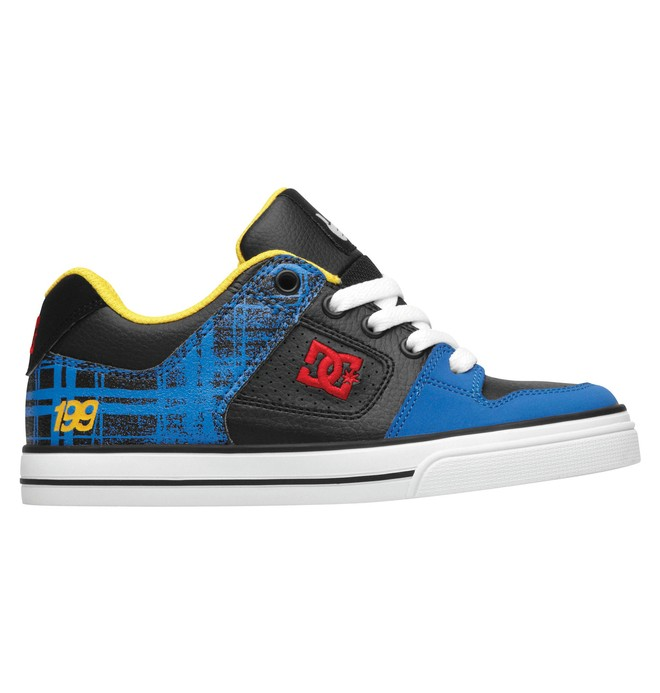 0 Kid's Travis Pastrana Pure Shoes  320308A DC Shoes