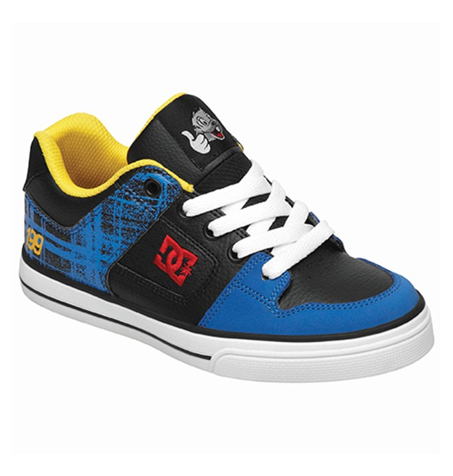 0 Boy's Travis Pastrana Pure Shoes  320308B DC Shoes