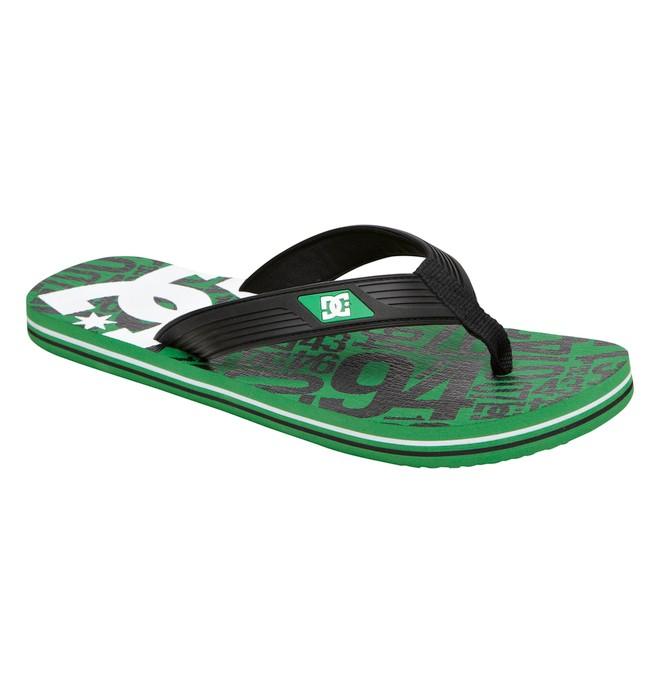 0 Snap Graffik Sandals  320324 DC Shoes