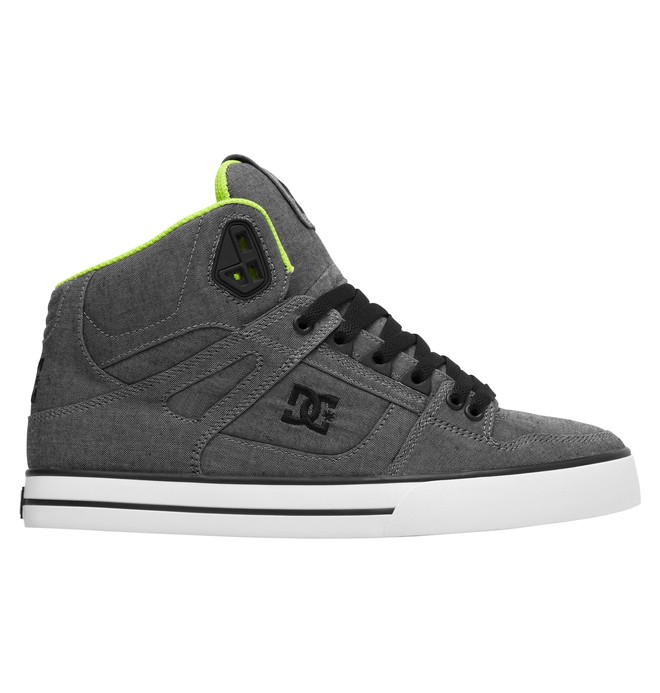 0 SPARTAN HIGH WC TX SE  320348 DC Shoes