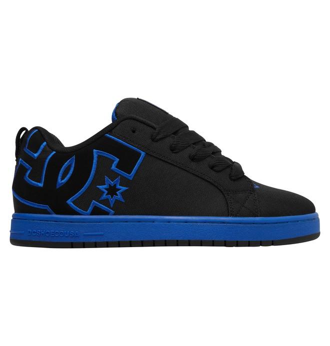 0 Men's Court Graffik TX Shoes  320351 DC Shoes