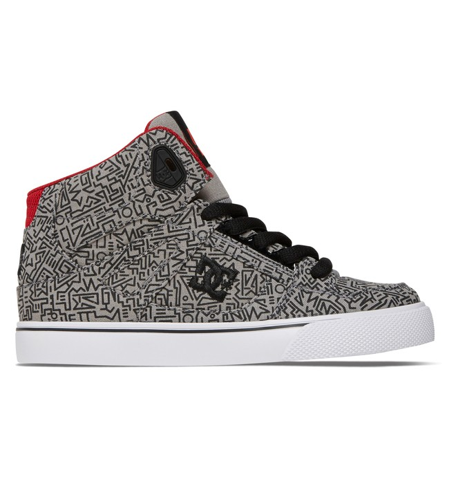 0 Spartan High Sp  320357B DC Shoes