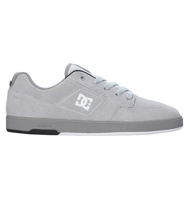 0 Men's Nyjah S Shoes Grey 320360 DC Shoes