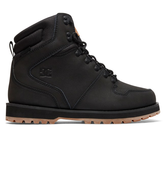0 Men's Peary Winter Boots Black 320395 DC Shoes