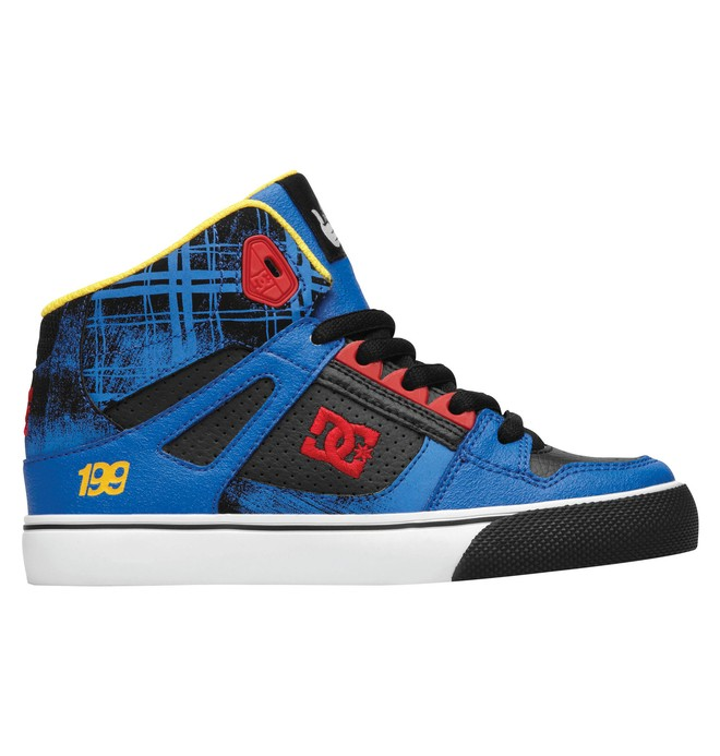 0 SPARTAN HIGH TP  320398A DC Shoes