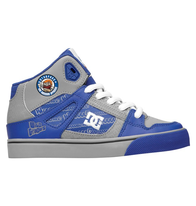 0 SPARTAN HIGH WG  320399A DC Shoes