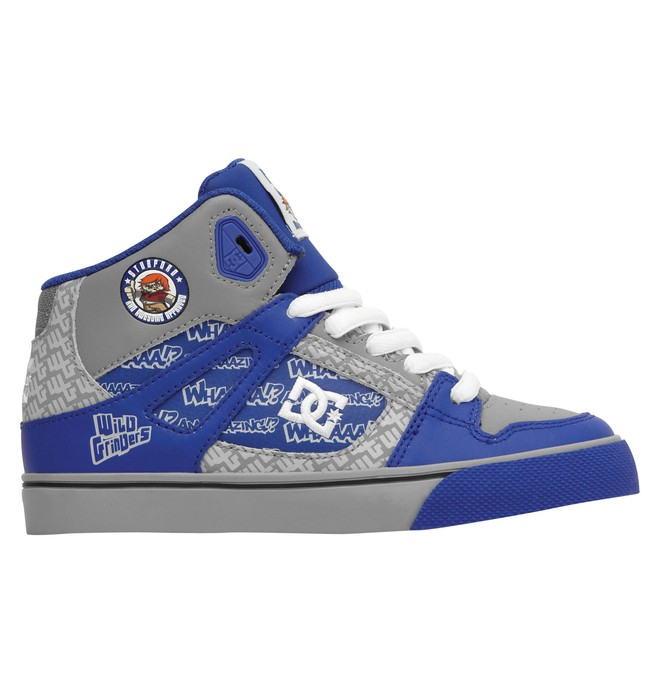 0 SPARTAN HIGH WG  320399B DC Shoes