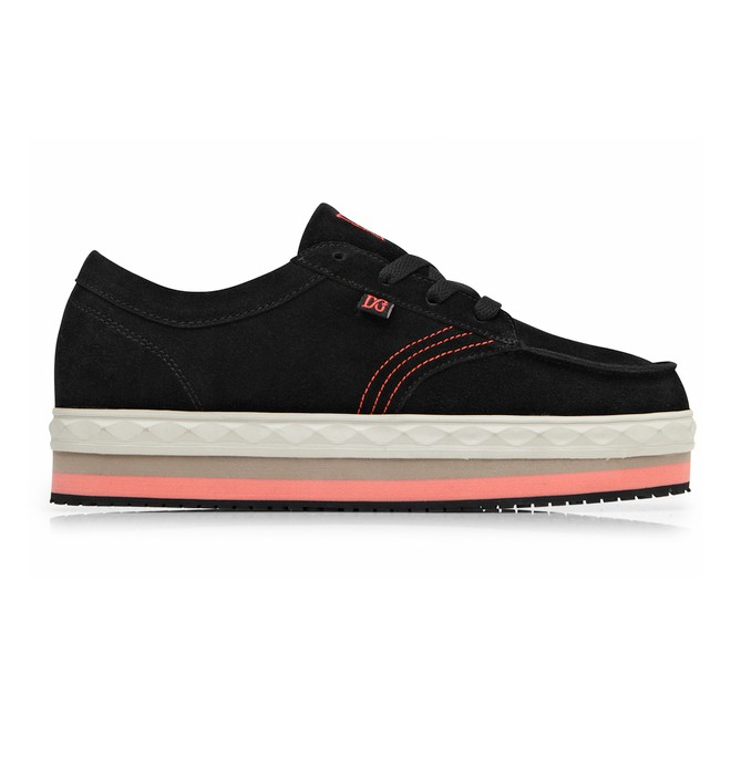 0 Women's DC Creeper Shoes  320413 DC Shoes