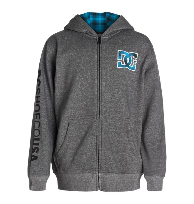 0 Boys 2-7 Jumped Hoodie  50454653 DC Shoes