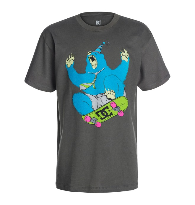 0 GRIZZLE TEE  50454672 DC Shoes