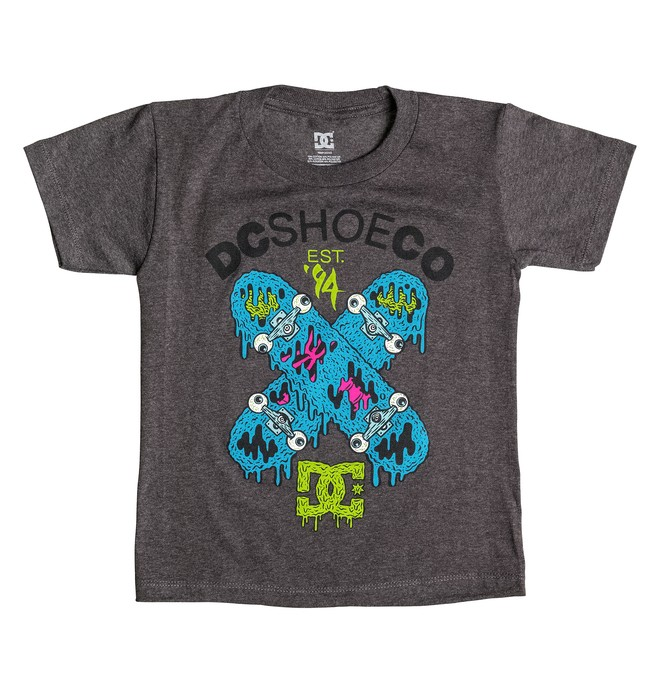0 ZOMBIE DECKS TEE  50454677 DC Shoes