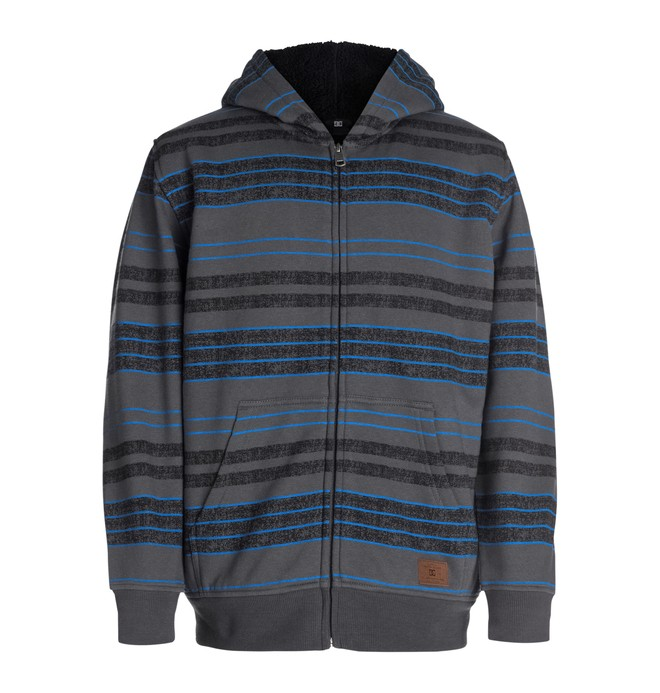 0 Boy's 8-16 Wicked Hoodie  50464037 DC Shoes