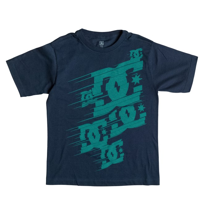 0 HUSTLE TEE  50464103 DC Shoes
