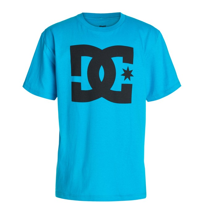 0 Boy's 8-16 T-star Tee  50464162 DC Shoes